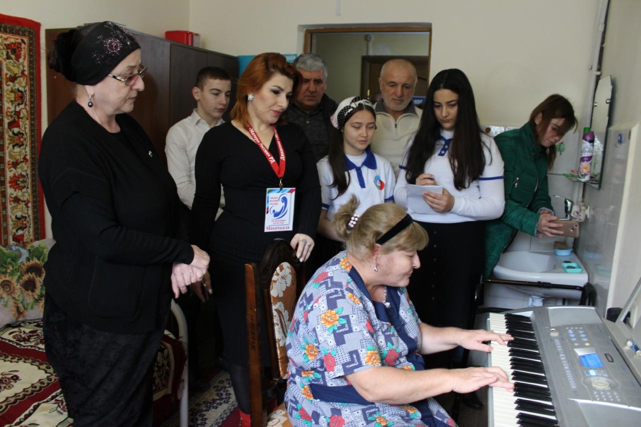 Дом престарелых в каспийске одесский гериатрический дом интернат для престарелых